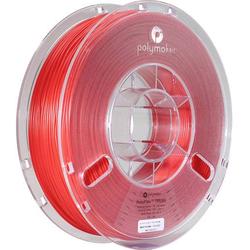 Polymaker 70273 PolyFlex Filament PLA flexibel 1.75mm 750g Rot PolyFlex 1St.