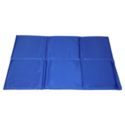 Pettimania Kühlmatte blau, Maße: 45 x 60 cm