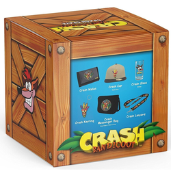 Crash Bandicoot BigBox