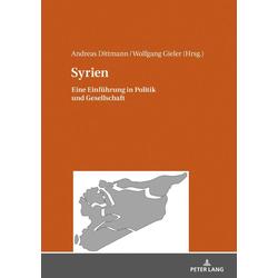 Syrien als Buch von