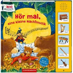 SPIEGELBURG COPPENRATH Hör mal, eine kleine Nachtmusik (Mini-Musiker)