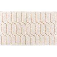 Grund Badteppich, 100% Baumwolle, Grau, 100% Baumwolle, Natur, 70x120 cm