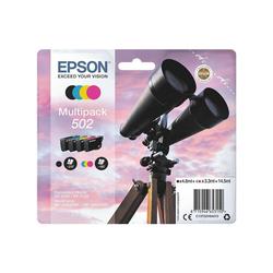 Epson 502 Tintenpatrone bunt