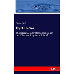 Reynke de Vos. F. H. Dethleff  - Buch