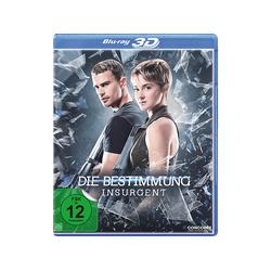 Die Bestimmung - Insurgent 3D Blu-ray (+2D)