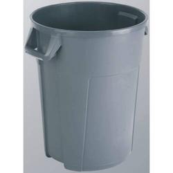 Abfallbehälter Titan 85l grau