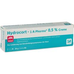 Hydrocort - 1 A Pharma 0.5 % Creme