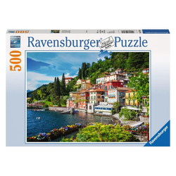 Ravensburger Puzzle Comer See Italien, 500 Puzzleteile