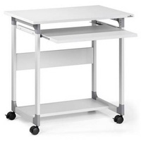 Durable System Computer Trolley 75 FH grau