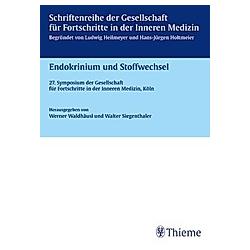 Endokrinium und Stoffwechsel - Buch
