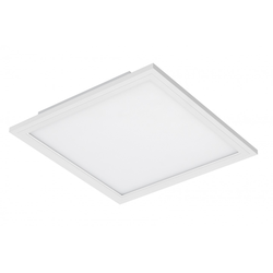 Di-Ka Ultraflaches Sensor LED Panel Ultraflaches Sensor LED Panel Kunststoff-Metall / weiß inkl. 1xLED-Platine 12W 1.300lm 4.000K