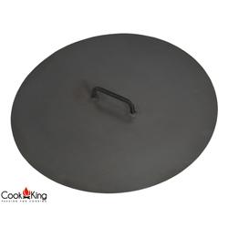 COOK KING Feuerschale Deckel für Feuerschale VIKING und PANAMA Ø 60.5 cm