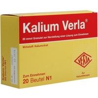 VERLA Kalium Verla Granulat