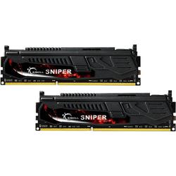 G.Skill Sniper (2x, 4GB, DDR3-1866, DIMM 240), RAM