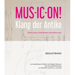 MUS-IC-ON! Klang der Antike als Buch von