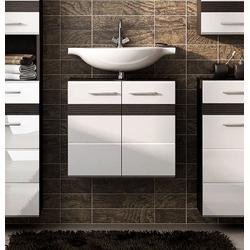 Feldmann-Wohnen Waschbeckenunterschrank EGLO (Badunterschrank, Unterschrank) B/T/H 60 cm x 34 cm x 54 cm