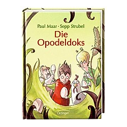 Die Opodeldoks. Sepp Strubel  Paul Maar  - Buch