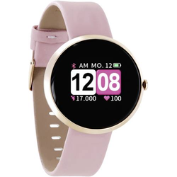 X-WATCH Siona Color Fit Smartwatch Rosa