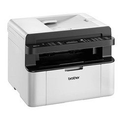 brother MFC-1910W 4 in 1 Laser-Multifunktionsdrucker grau