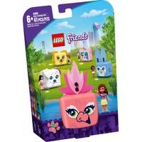 Lego Friends Olivias Flamingo-Würfel 41662