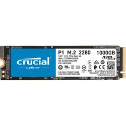 Crucial P1 SSD, 1 TB