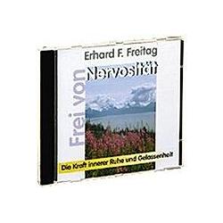 Frei von Nervosität  1 Audio-CD - Hörbuch