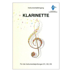 Instrumentallehrgang D1 D2 D3 Klarinette Praxisheft