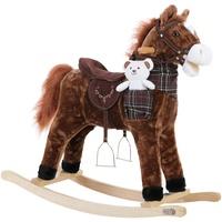 Deuba® Schaukeltier Pferd mit Geräuschfunktion