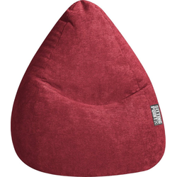 Sitting Point Sitzsack Sitzsack ALFA XXL rot