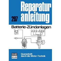 Batterie-Zündanlagen als Buch von Bruno Kierdorf