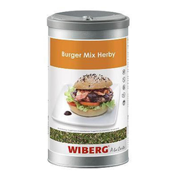 Wiberg - Burger Mix Herby / Gewürzmischung - 400 g