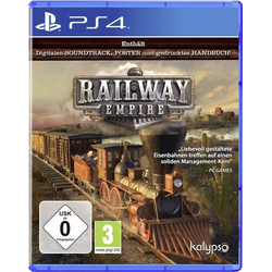 Railway Empire PS4 USK: 0