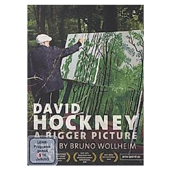 Hockney: A Bigger Picture, 1 DVD
