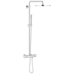 Grohe Duschsystem Rainshower System 310, Höhe 112,9 cm, 2 Strahlart(en), Set, chrom