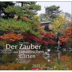 Der Zauber der japanischen Gärten 2020