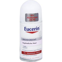 Eucerin Deodorant Roll-on 0% Aluminium