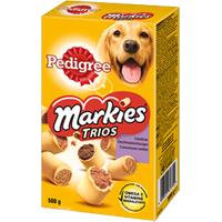 Pedigree Markies Trios 12 x 500 g