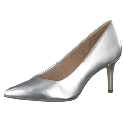Tamaris 1-22421-35 941 SILVER Pumps 39