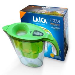 1x Kannenfilter Stream Line italienisches Design