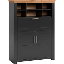 set one by Musterring Highboard york, Typ 15