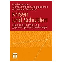 Krisen und Schulden - Buch