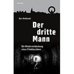 Der dritte Mann. Bert Rebhandl  - Buch