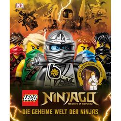 LEGO Ninjago. Die geheime Welt