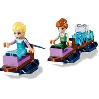 Lego Disney Elsas magischer Eispalast 43172