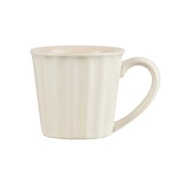 Ib Laursen Vorratsglas Becher MYNTE Butter Cream weiß Tasse Landhausgeschirr von IB LAURSEN