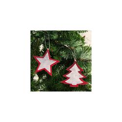 Weihnachtsdekoration Set (2 pcs) 145898
