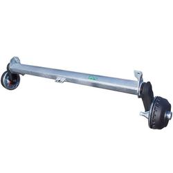 Achse für Bootstrailer AL-KO 1800 kg A1600 E+ 5x112 W-PROOF
