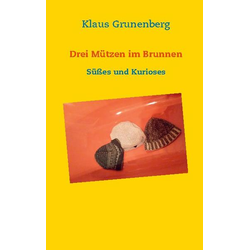 Drei Mützen im Brunnen als Buch von Klaus Grunenberg