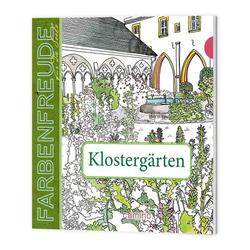 Klostergärten als Buch von