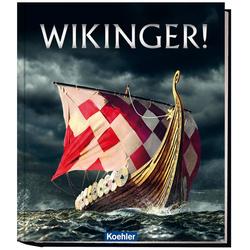 Wikinger! als Buch von